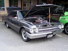 1961 FORD GALAXIE 500 STARLINER | by classicfordz