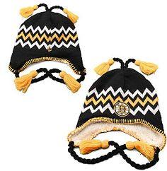 Zephyr Boston Bruins Downhill Knit Hat - Shop.Canada.NHL.com