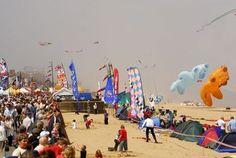 Cleethorpes Kite Festival.