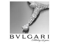 Bulgari's 130th Anniversary Serpenti necklace