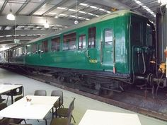 SR 2-Bil Unit, later BR Class 401 - Only one 2-BIL unit has survived into preservation, namely number 2090, formed of carriages 10656 and 12123, which is in the care of the National Railway Museum, York. This unit is also one of only two pre-war main line EMUs in existence.