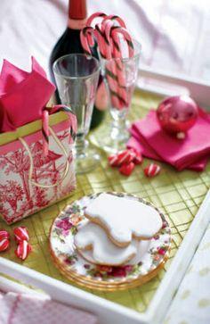 #Décoration des fêtes en mode pastel - Décormag