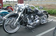 Lets see your Deluxe!!!!!!!!!! - Page 46 - Harley Davidson Forums #harleydavidsonroadkingmotorcycles #harleydavidsonsoftailcustom
