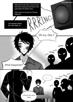 Bloody Painter story Comic-Pag.8 by DeluCat.deviantart.com on @DeviantArt