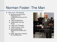Norman Foster: awards.