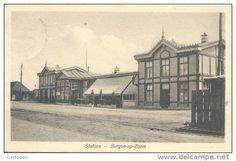 Station Bergen op Zoom