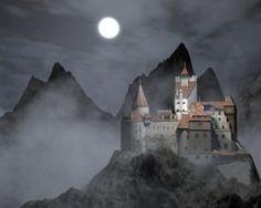 Dracula Schloss Bran in Rumänien