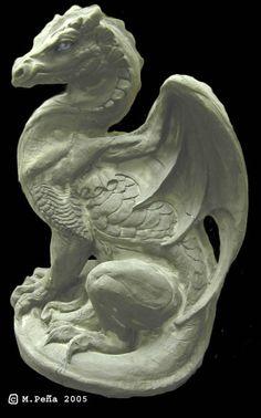Melody Pena dragons