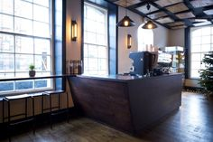 Town Square restaurant by Terry Design, Belfast, Northern Ireland » Retail Design Blog