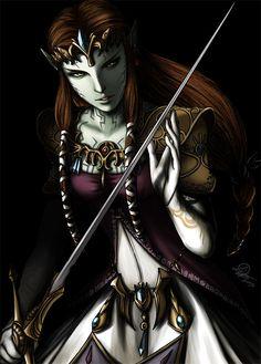 Zelda Possédée                                                                                                                                                                                 Plus
