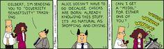 Dilbert Classics by Scott Adams for Jul 28, 2017   Read Comic Strips at GoComics.com