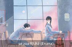 SIF 2018 참여작가 이나나 Enana