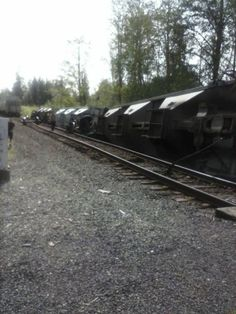 Grain train derails North of Friends Landing in Montesano – The third train derailment in two weeks occurred in Grays Harbor County Thursday afternoon in West Montesano. It happened just after 4 p.m. at the Devonshire Road crossing near Central Park drive, North of Friends Landing. No intersections were blocked, crews from Genesee & Wyoming were on scene early Thursday to assess the damage. They were in town already, having just reopened the tracks near the Wal-Mart intersection of ...