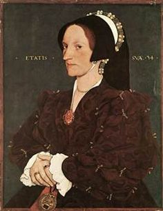 1540 Margaret Lee, Lady-in-Waiting to Anne Boleyn by Hans Holbein the Younger (Metropolitan Museum) - This Holbein portrait shows a stern-looking Margaret Lee, a Lady-in-Waiting to Anne Boleyn. She wears a red Tudor rose. Anne Boleyn, Tudor History, British History, Asian History, Metropolitan Museum, Hans Holbein Le Jeune, Charles Viii, Henry Viii, King Henry