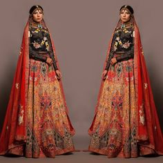 .have you EVER seen a design as beautiful as this? Designer: Fahad Hussayn Couture
