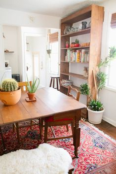 House Tour: A 624 Square Foot Bohemian Colorado Home   Apartment Therapy