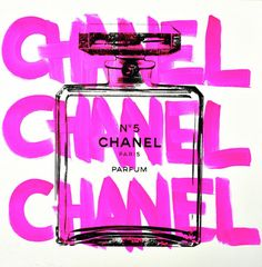 """Chanel Chanel Chanel"" Hand Pulled Silkscreen and Acrylic by Shane Bowden :::Copyright 2015 by Shane Bowden::: Photo Wall Collage, Picture Wall, Parfum Chanel, Chanel Chanel, Chanel Logo, Chanel Canvas, Chanel Wall Art, Chanel Wallpapers, Coco Chanel Wallpaper"