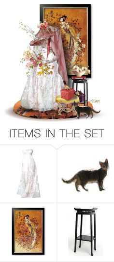 """""""Wedding Preparations"""" by ellen-hilart ❤ liked on Polyvore featuring art"""