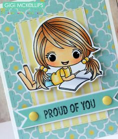 The Cricut Bug: Stamp Annie Thing July Release Day 2- Kelly-Reading Book