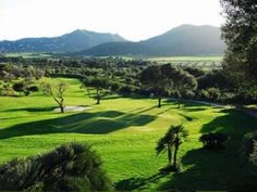 Canyamel Golf course is situated in the noth east of Mallorca and is reknowned for being one of the most beautiful courses on the island.