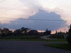 Kentucky was in the heavens tonight, photo was taken in Vandy.