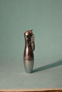 Vintage Bowling Pin Cigarette Lighter/rare by AndrasVintagelane, $42.00