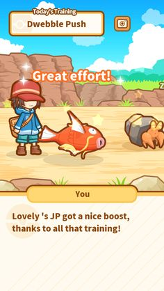 Just keep jumping, Lovely ! #Magikarp http://koiking.jp/r/
