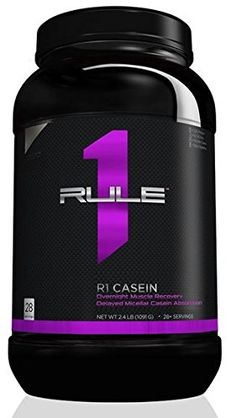 Rule 1 R1 Casein Chocolate Fudge 28 Servings    ** To view further for this item, visit the affiliate link Amazon.com.