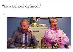 law school, in a nutshell...
