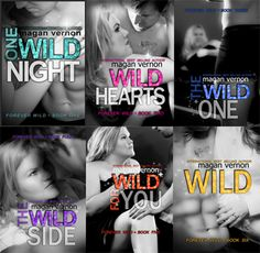 Review for The Forever Wild Serial (#1 thru #6) by Magan Vernon