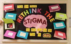 mental health advocate bulletin board ideas - Google Search