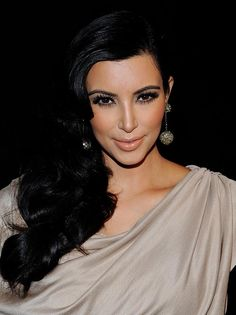 Celebrity Lookbooks: Kim Kardashian at A Night of Style