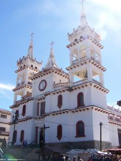 "Mazamitla, Jalisco, Mexico - one of Mexico's designated ""Magic Towns"""