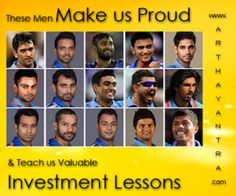Investment Lessons From India's Journey in World Cup, 2015