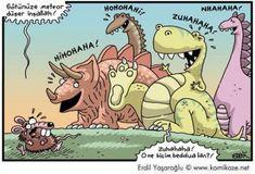 mizAH | Erdil Yaşaroğlu Karikatürleri - Alkışlarla Yaşıyorum