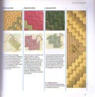 ru / Фото - The Encyclopedia of Embroidery Techniques(Pauline Brown) - Orlanda Broderie Bargello, Bargello Needlepoint, Needlepoint Stitches, Sewing Stitches, Needlepoint Canvases, Needlework, Christmas Embroidery Patterns, Embroidery Patterns Free, Embroidery Applique