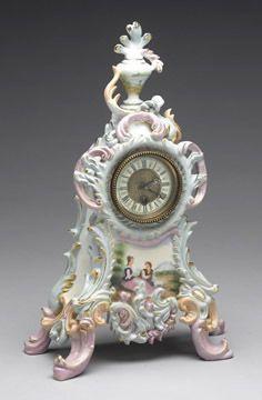 Stunning Vintage Style Ornate Replica Clock 18 5Tall | eBay