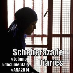 SCHEHERAZADE'S DIARIES Wednesday, Sept.24, 2014 - 7:30pm – 8:36pm @jbfc_NY. #arab #cinema #film #Lebanon #prison #women #incarceration #Documentary #instagram #Westchester #Pleasantville #NY #anaarabcinema #ANA2014