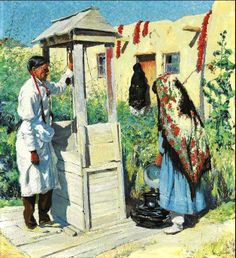 walter ufer paintings - Google Search