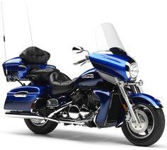 Yamaha Royal Star Venture.