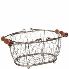Great Fresh Chicken Eggs and Protein – Chicken In The Shadows Fresh Chicken, Chicken Eggs, Butler, Wire Baskets, Natural Materials, Sweet Home, Farmhouse, People, Decorating Ideas