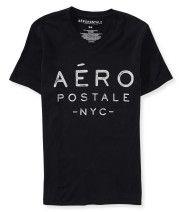 Aero NYC V-Neck Graphic T - Aéropostale®