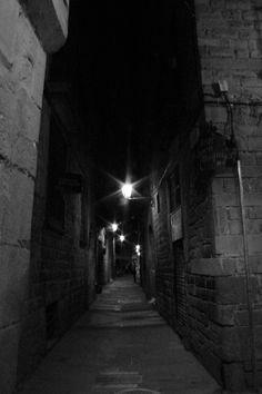 Barcelona, lights, architecture