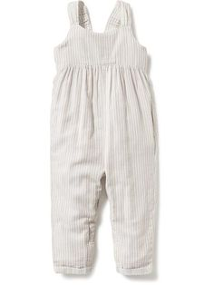 Double Cloth Romper Product Image