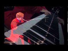 "▶ Elton John ""The One"" Live from the Centreplex Coliseum in Macon, GA - YouTube"