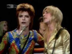 David Bowie - Starman  - Live 1972~Video