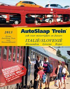 Met de AutoSlaap Trein rechtstreeks naar Noord Italië - Toscane Expres