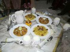 Eid Food, Decoration Table, Pudding, Kitchens, Food, Custard Pudding, Puddings, Avocado Pudding
