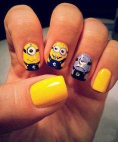 cute nails art