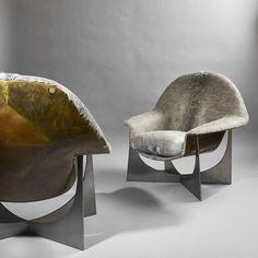 Single Sofa, Furniture Inspiration, Furniture Design, Furniture Storage, Decorative Bowls, Stool, Objects, Sculpture, Lounge Chairs